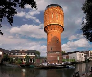 warmteverliesberekening watertoren
